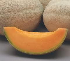 Aphrodite cantaloupes... sweet and delicious!
