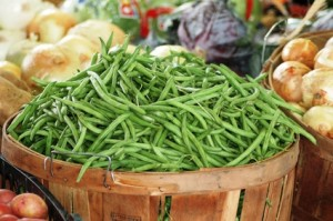 Bushel of Green Beans